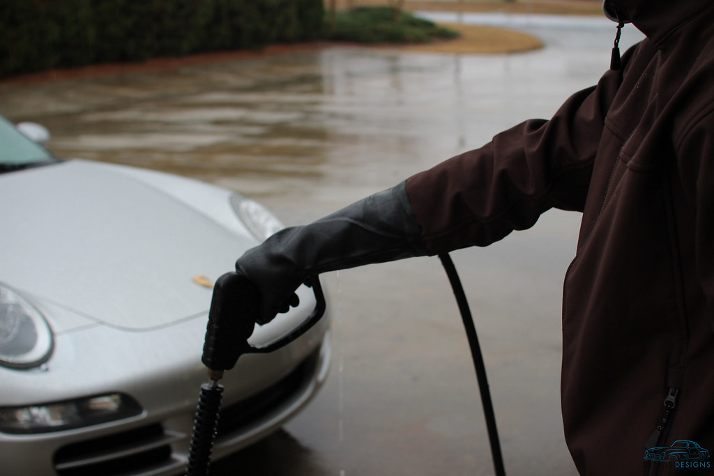Winter Washing Detailed Designs Auto Spa