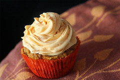 Coconut Pumpkin Pie Cupcakes Recipe