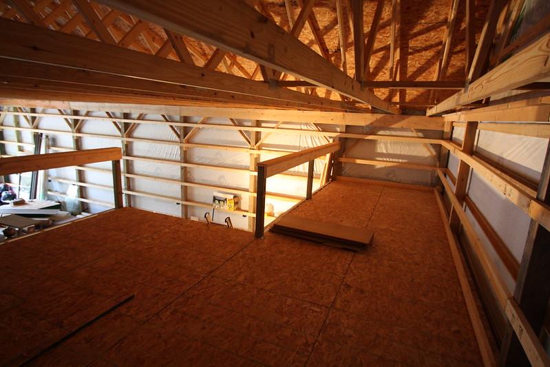 Pole Shed Man Cave : Framing storage rooms in pole barn joy studio design
