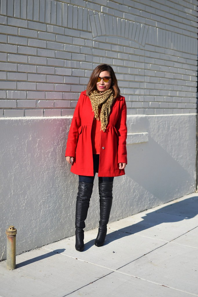 Spicy Candy DC, Red Coat 057