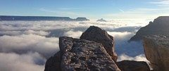 Grand Canyon Inversion 2013 - Mather Point II