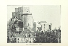 """British Library digitised image from page 180 of """"Old Touraine. The life and history of the famous châteaux of France"""""""