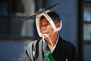 Kyoto Jidai Matsuri (Excellent Hat) Festival
