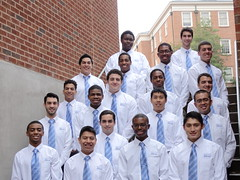 Carolina Millennial Scholars Program Group Photo 2013-14