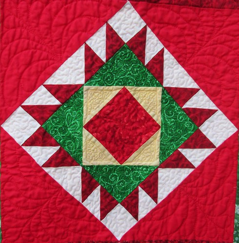 Jingle Finished Quilt