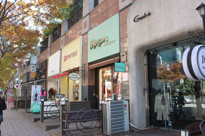 34亭子洞咖啡街