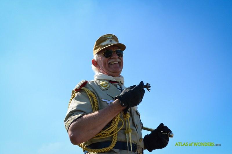 Rommel Zorro del Desierto