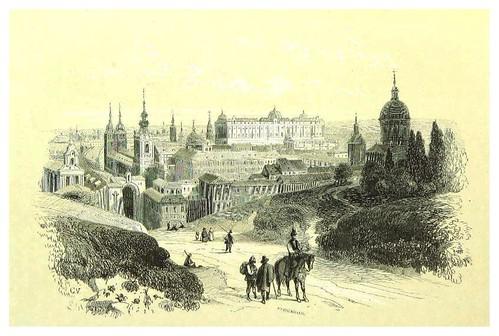 012-Madrid-La Spagna, opera storica, artistica, pittoresca e monumentale..1850-51- British Library