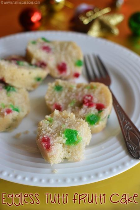 Eggless Sponge Cake Recipe (using pressure cooker)