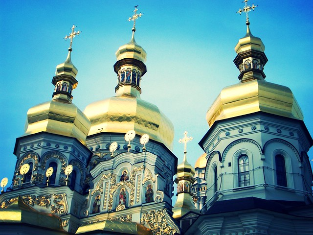 Cathedral of the Dormition, Kyiv-Pechersk Lavra – Monastery of the Caves, Kiev
