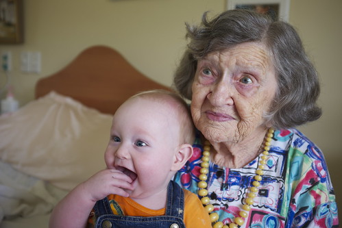 Owen Meets Grandma