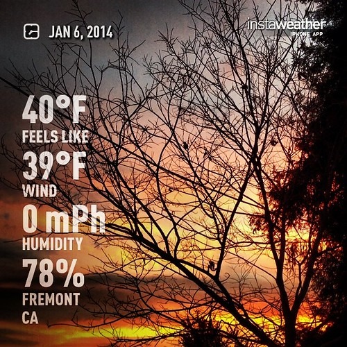 #weather #instaweather #instaweatherpro  #sky #outdoors #nature #world #love #followme #follow #beautiful #instagood #fun #cool #like #life #nice #happy #colorful #photooftheday #amazing #fremont #unitedstates #day #winter #sunrise #morning #cold #us