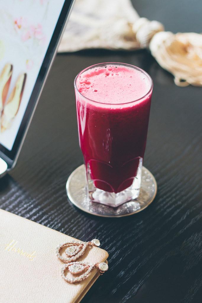 {beauty juice}