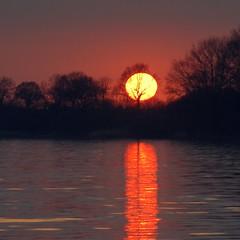 Sonnenauf- und -untergänge