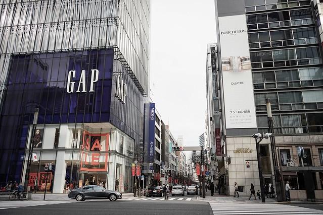 Ginza - Sony A7R