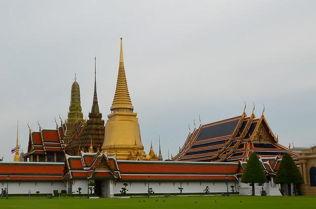 Palacios de Bangkok