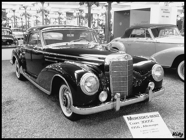Mercedes 300 SC - 1956
