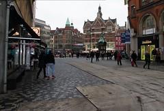 Købmagergade at Rosenborggade 2014