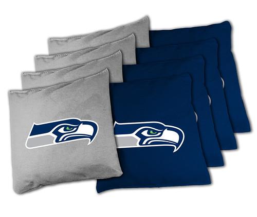 Seattle Seahawks Cornhole Bags