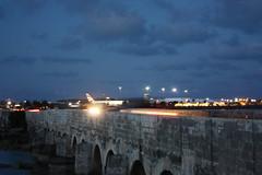 Looking across the causeway towards Bermuda Airport - IMG_0373.JPG
