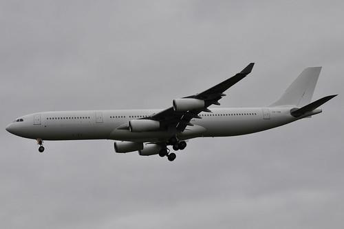 A343 - Airbus A340-313