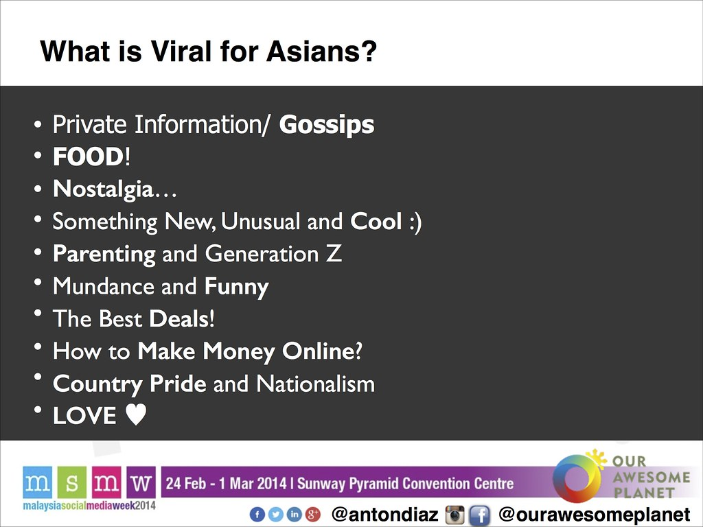 The Road to 1,000,000 Pageviews - The OAP Story MSMW2014 -20