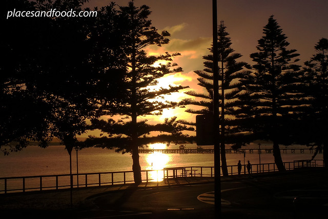 port lincoln hotel sunset view