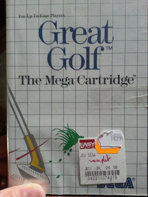 Great Golf - SMS