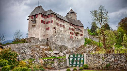 Castle of Matzen, Schloss Matzen