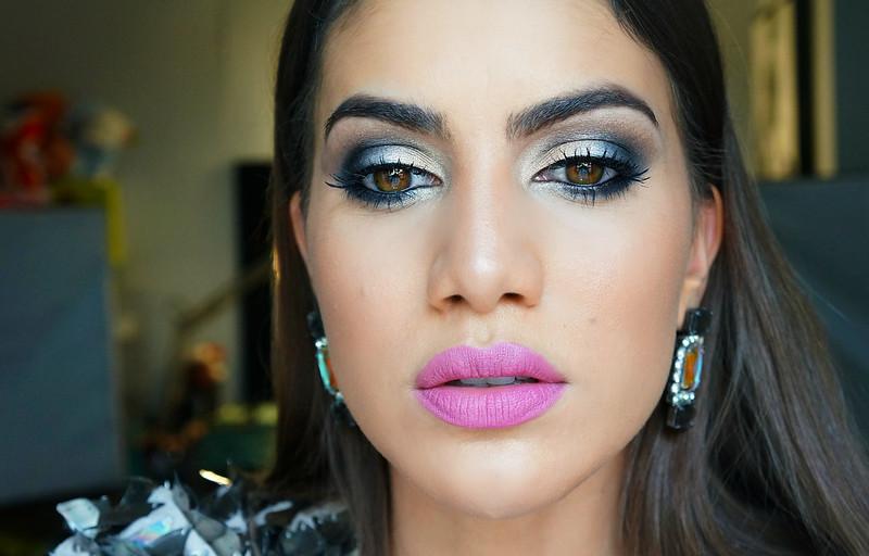 Fabuloso Super Vaidosa Sophisticated makeup using Natura Una! - Super Vaidosa KQ91