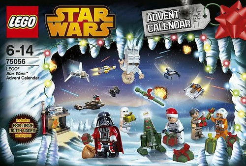 75056 Star Wars Advent Calendar BOX