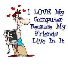 i love computer