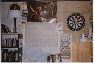1985_09_27 Grad Center Dorm Room