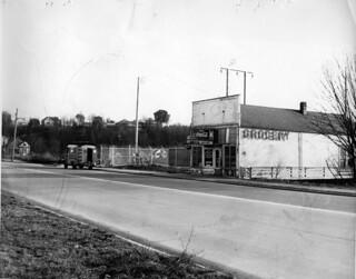 Thompson's Grocery, 1957