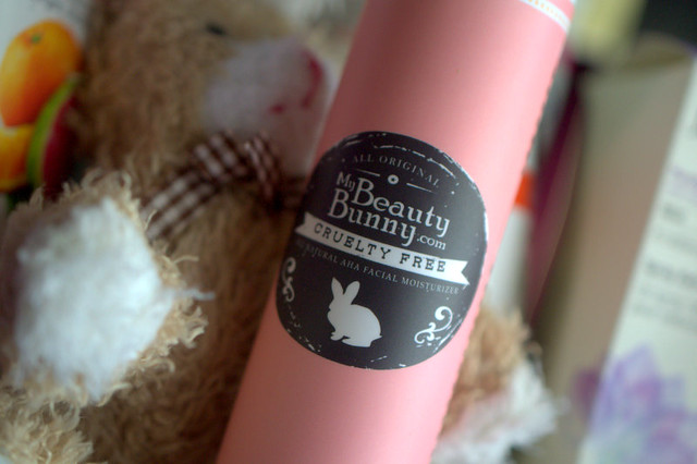 My Beauty Bunny Cruelty-Free All-Natural Moisturizer