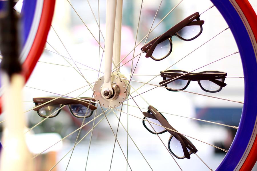 Colmar Originals Store Opening in Berlin Mitte 14.05.14 blogger Ricarda Schernus bike bicycle 5