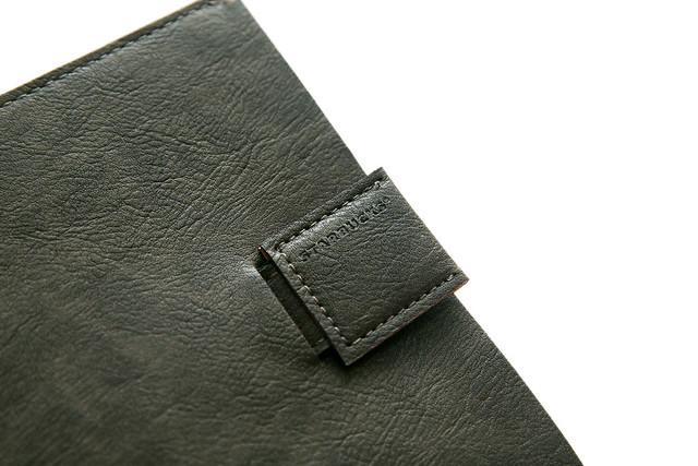 純粹的保護!星巴克 ipad mini 皮革保護套開箱分享 @3C 達人廖阿輝