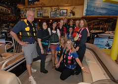 Open water safety day at Bass Pro in Mesa AZ
