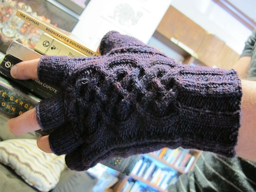 Bookseller's Mitts