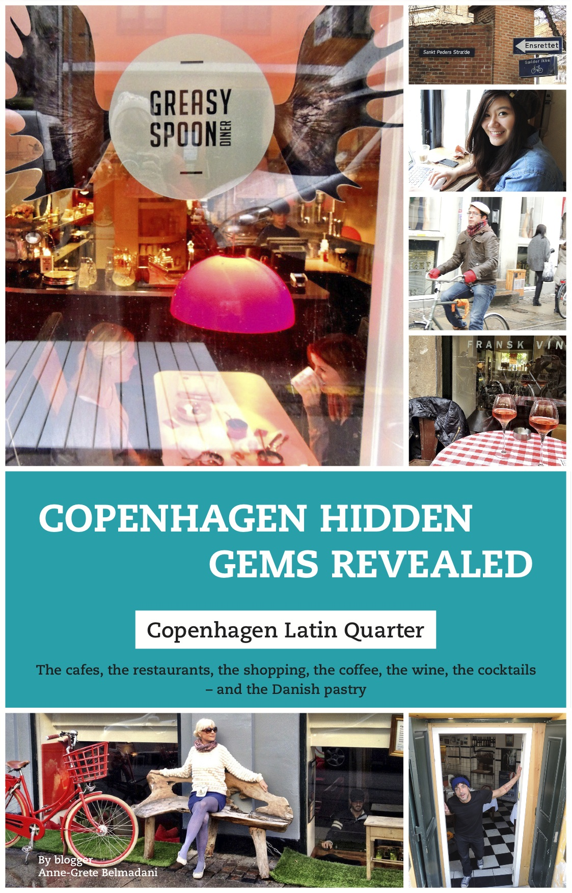 Potential cover 1 for my new ebook #CopenhagenHiddenGems