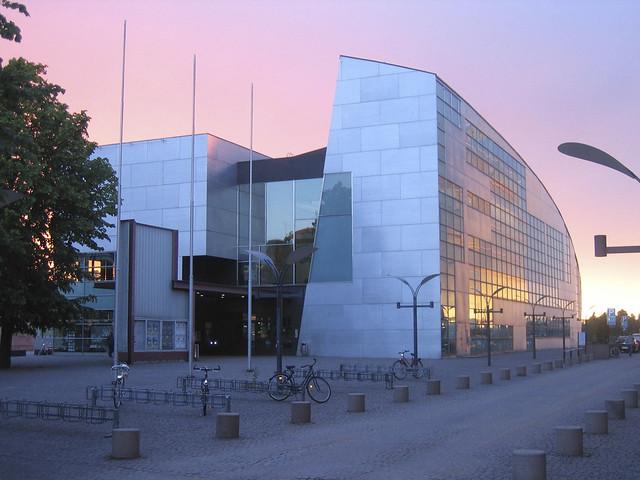 Kiasma, Helsinki.