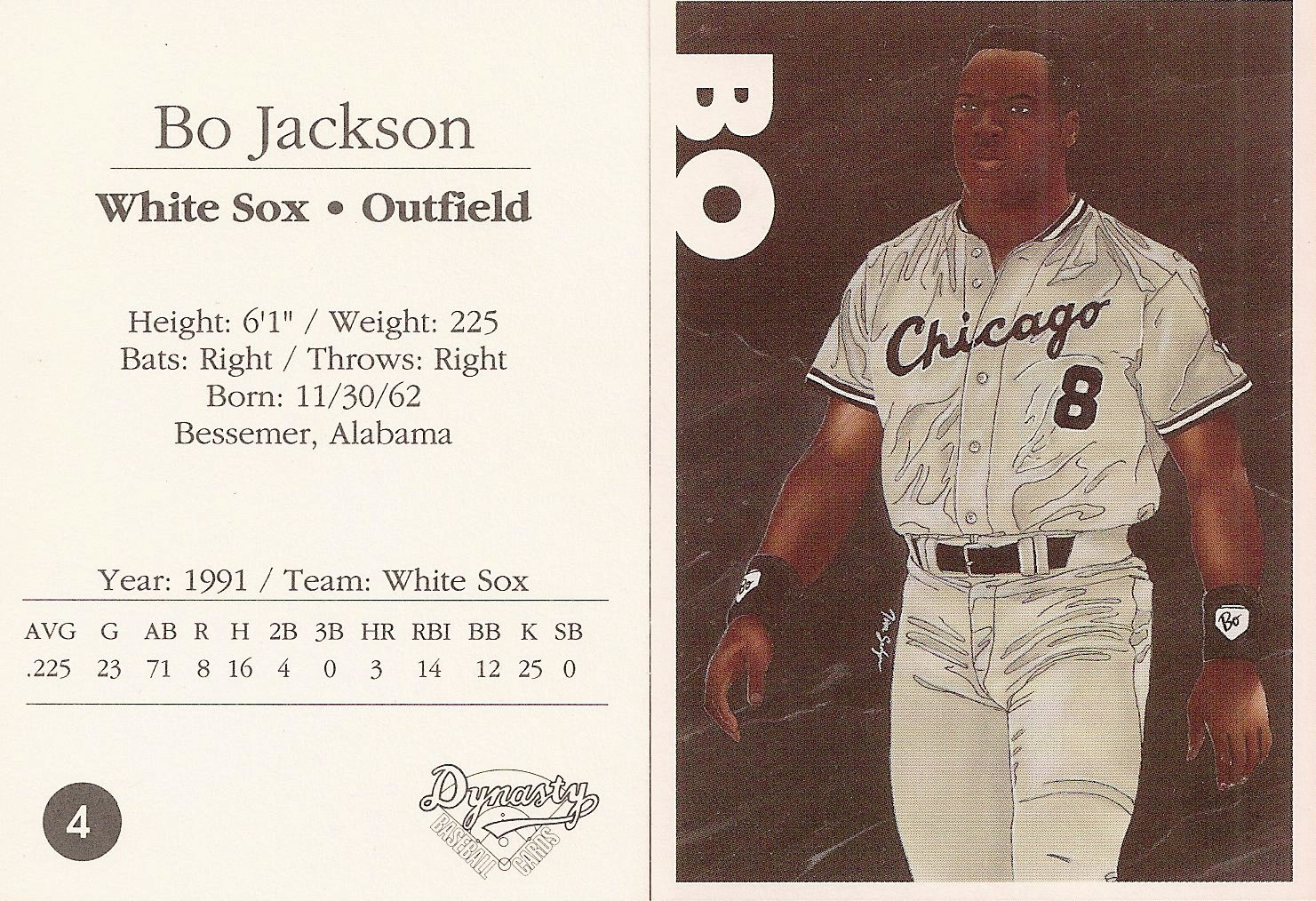 1992 Dynasty Baseball