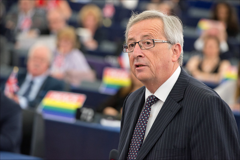Juncker - Photo credit: European Parliament / Foter / CC BY-NC-ND