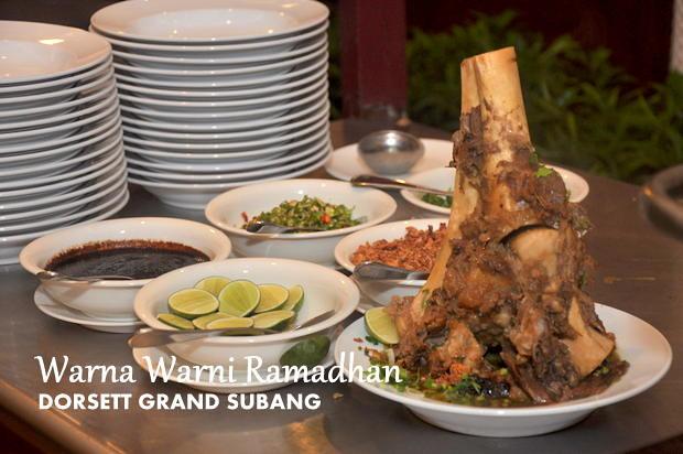 Ramadhan Dorsett Grand Subang 1