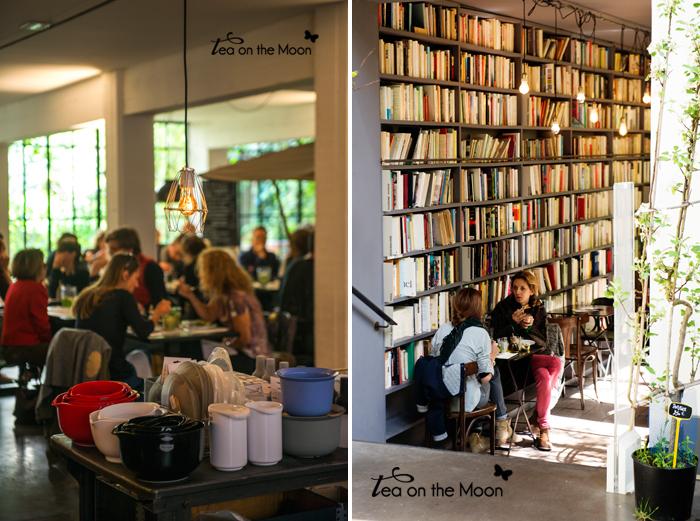 Merci París, concept store