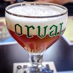 Orval service pression (4.5% de alcohol) [Nº 60]