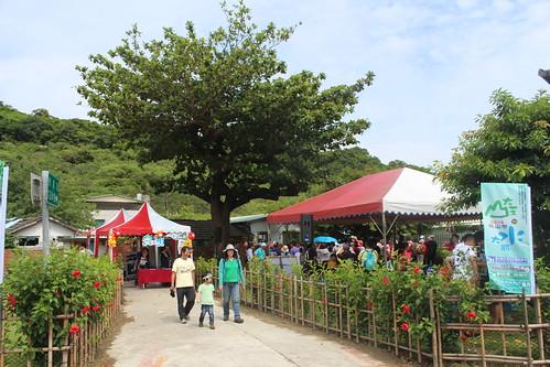 兩年來柴山祭都以此為活動重鎮。
