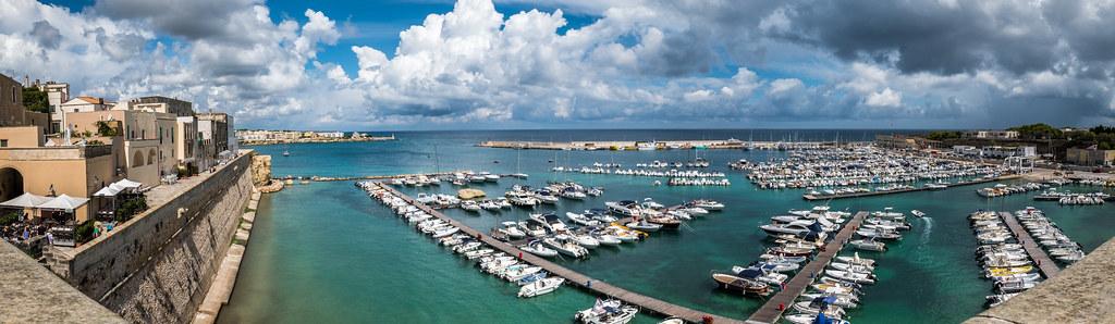 Otranto - Puglia, Italy - Cityscape photography