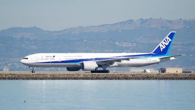 All Nippon Airways Boeing 777 JA-780A  DSC_0666