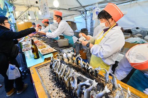 Japan Fisherman's Festival